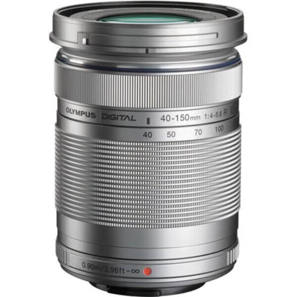 Olympus M.Zuiko 40-150mm F4.0-5.6 Silver 2