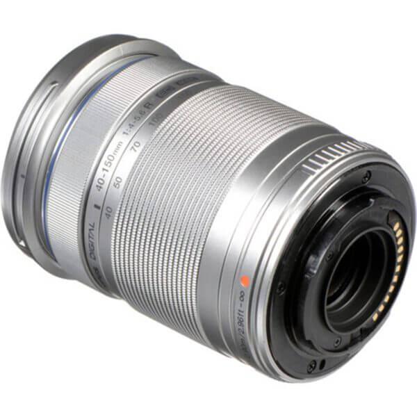 Olympus M.Zuiko 40-150mm F4.0-5.6 Silver 4