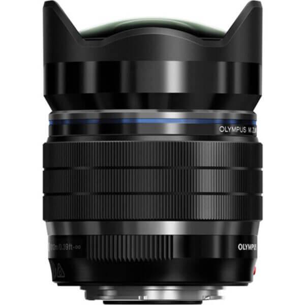 Olympus M.Zuiko 8mm f1.8 PRO Fisheye 2