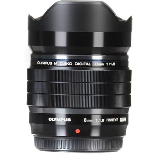 Olympus M.Zuiko 8mm f1.8 PRO Fisheye 3
