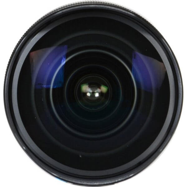 Olympus M.Zuiko 8mm f1.8 PRO Fisheye 7
