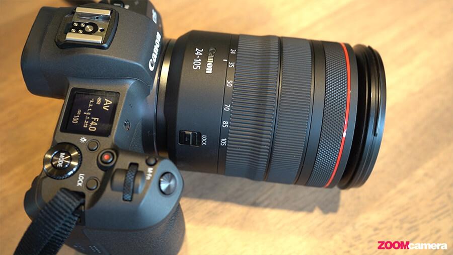 Canon EOS R ทดสอบจริง ใช้จริง 1