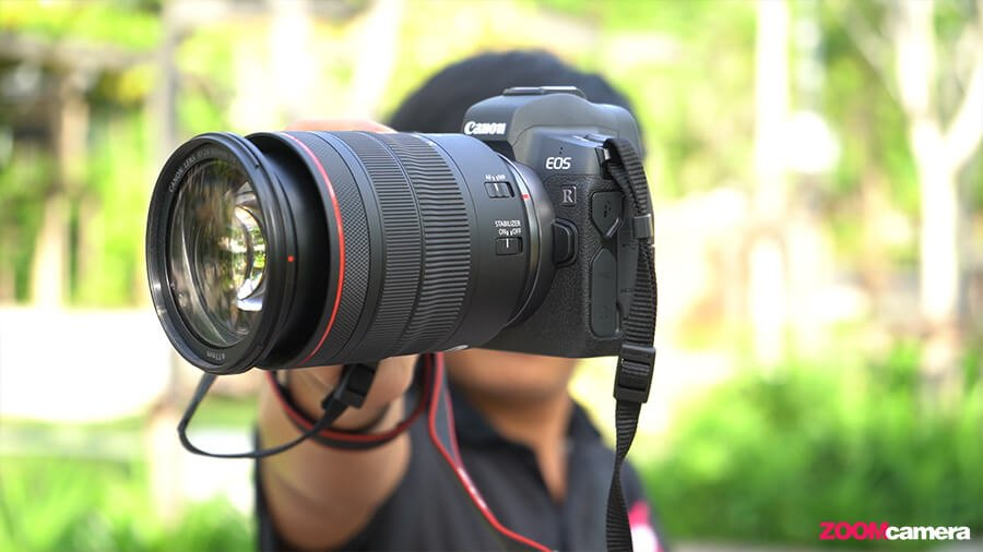 รีวิว Canon EOS R ทดสอบจริง ใช้จริง 3