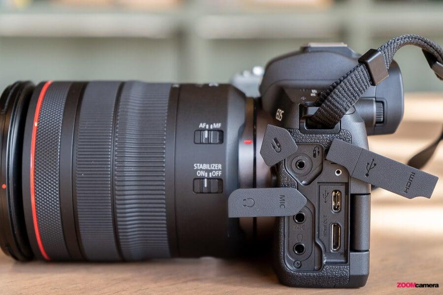 Canon EOS R ทดสอบจริง ใช้จริง 4