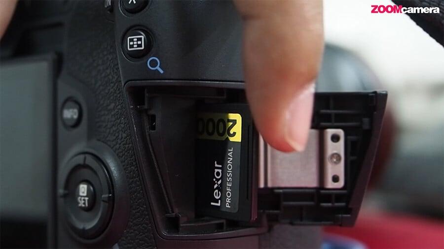รีวิว Canon EOS R ทดสอบจริง ใช้จริง 5