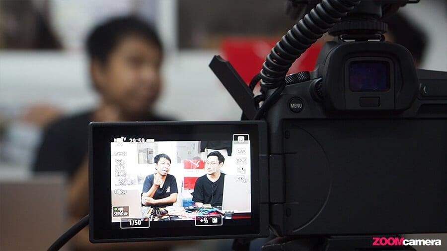 Canon EOS R ทดสอบจริง ใช้จริง 6