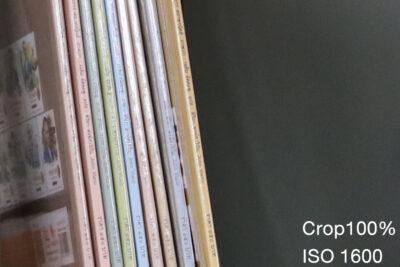 รีวิว Canon EOS R ISO Test 1600