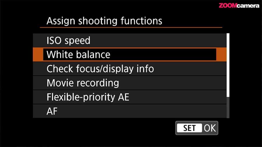 Canon EOS R multi function Bar 2