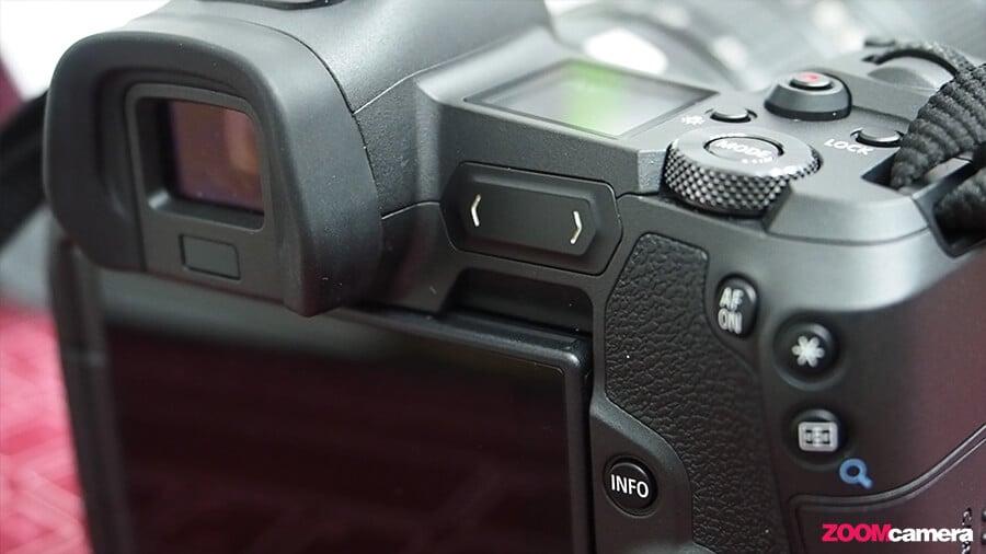 รีวิว Canon EOS R multi function Bar