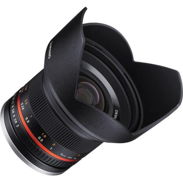 2Samyang 12mm F2 for Fuji X Mount Black Thai