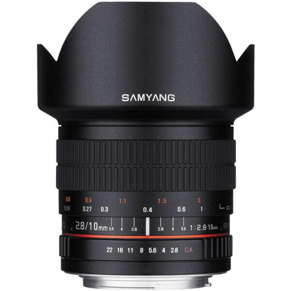 4Samyang 10mm F2.8 for Canon Thai