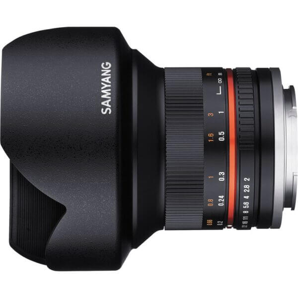 4Samyang 12mm F2 for Fuji X Mount Black Thai