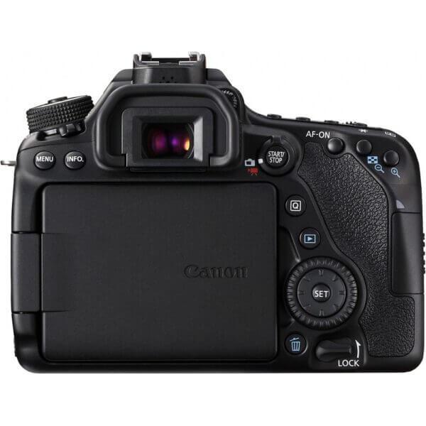 Canon EOS 80D Kit 18 135 USM P 12