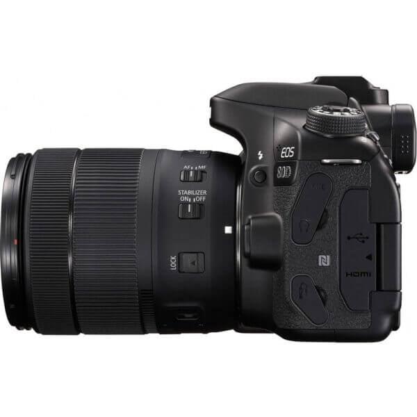 Canon EOS 80D Kit 18 135 USM P 14