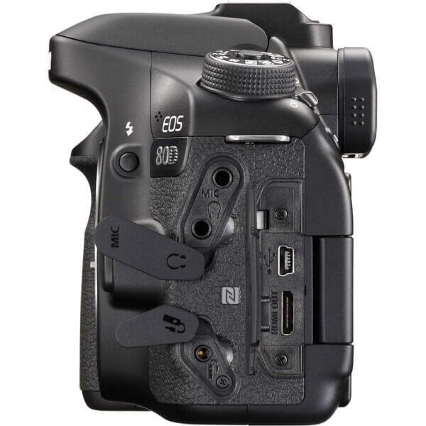 Canon EOS 80D Kit 18 135 USM P 15