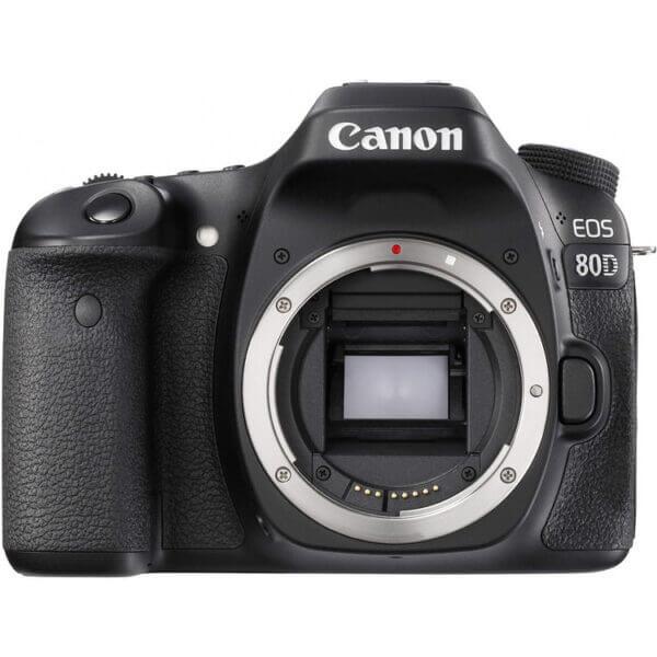 Canon EOS 80D Kit 18 135 USM P 17