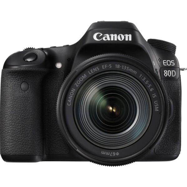 Canon EOS 80D Kit 18 135 USM P 2