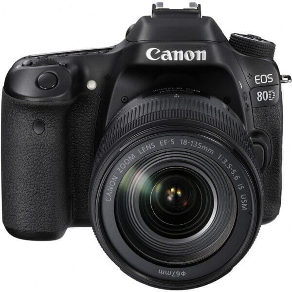 Canon EOS 80D Kit 18 135 USM P 3