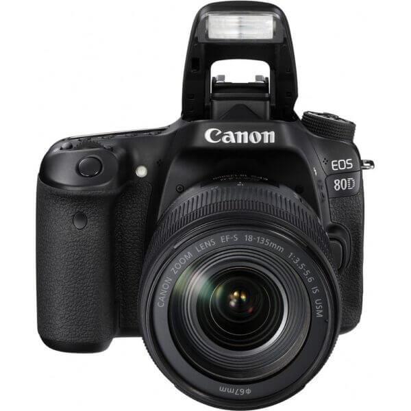Canon EOS 80D Kit 18 135 USM P 5