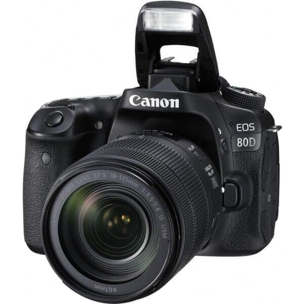 Canon EOS 80D Kit 18 135 USM P 6