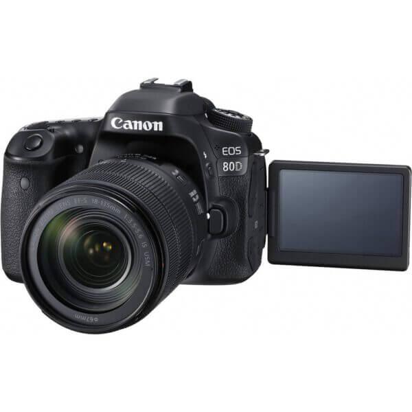 Canon EOS 80D Kit 18 135 USM P 7