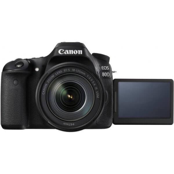 Canon EOS 80D Kit 18 135 USM P 8