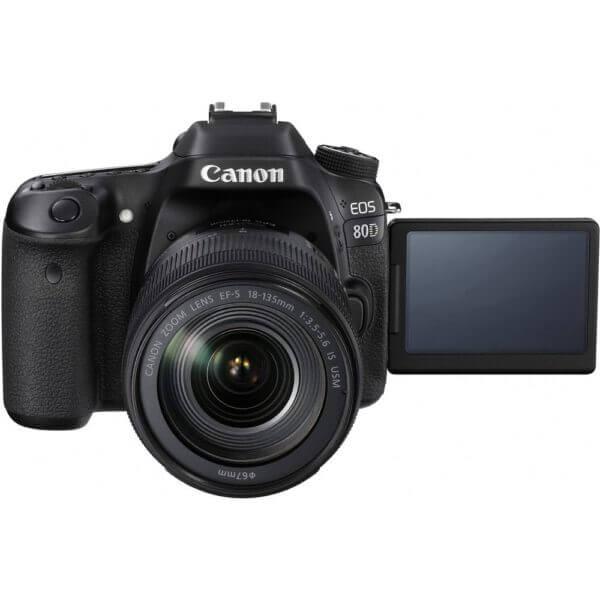 Canon EOS 80D Kit 18 135 USM P 9