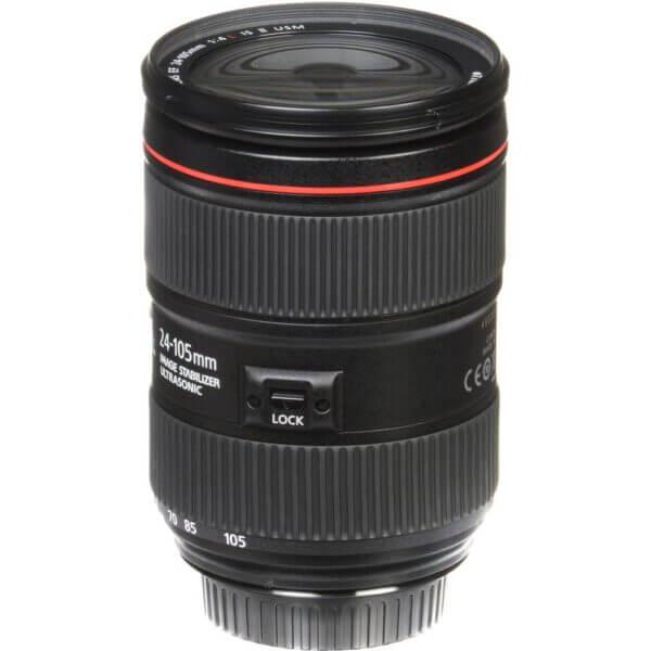 Canon Lens EF 24 105mm F4L IS II USM Kit P 11
