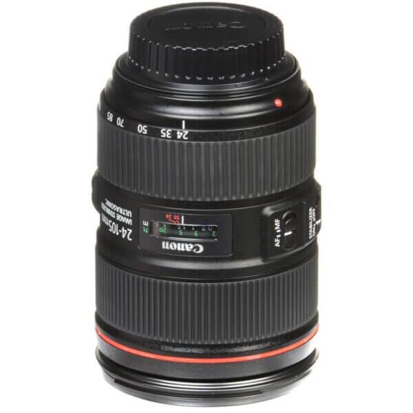 Canon Lens EF 24 105mm F4L IS II USM Kit P 15