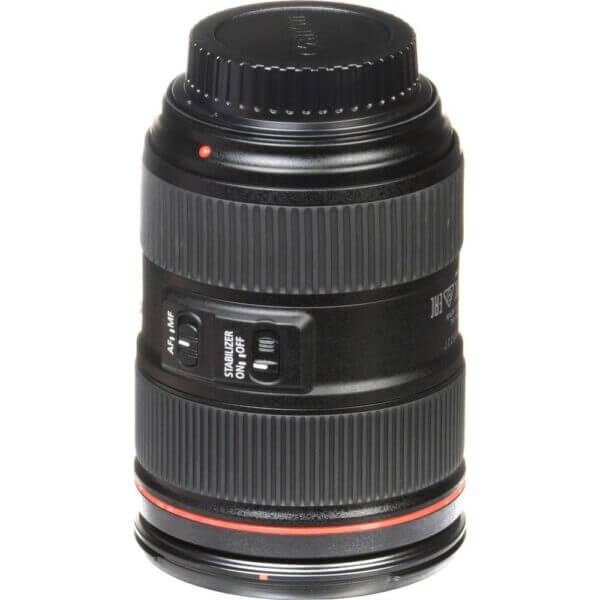 Canon Lens EF 24 105mm F4L IS II USM Kit P 16