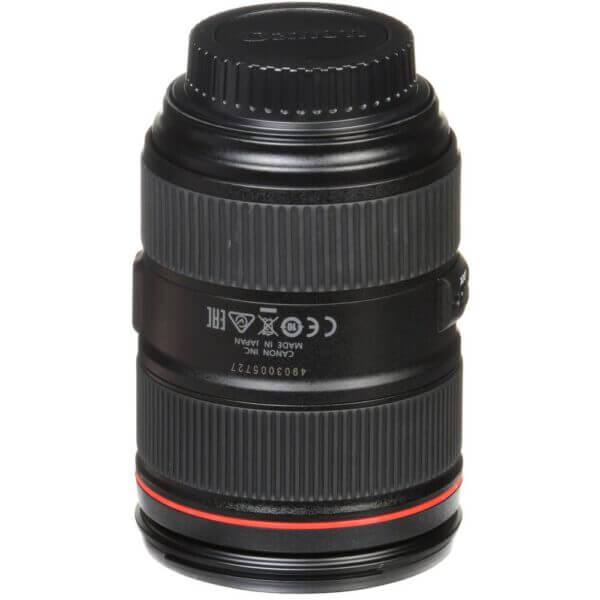 Canon Lens EF 24 105mm F4L IS II USM Kit P 17