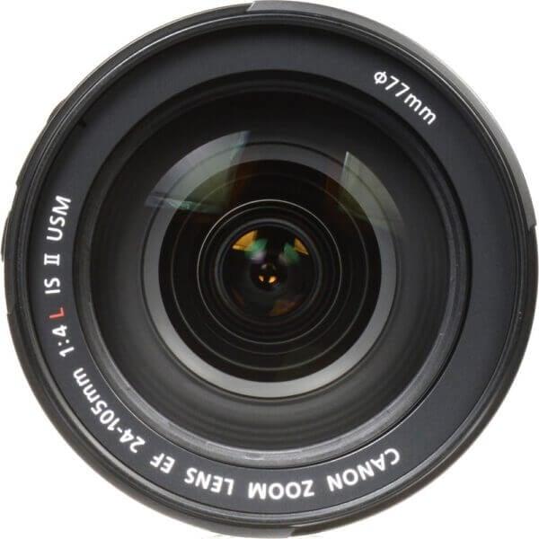 Canon Lens EF 24 105mm F4L IS II USM Kit P 19