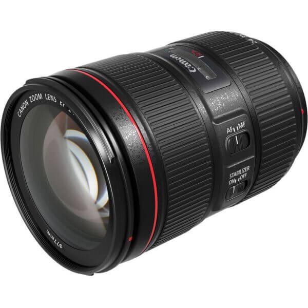 Canon Lens EF 24 105mm F4L IS II USM Kit P 6