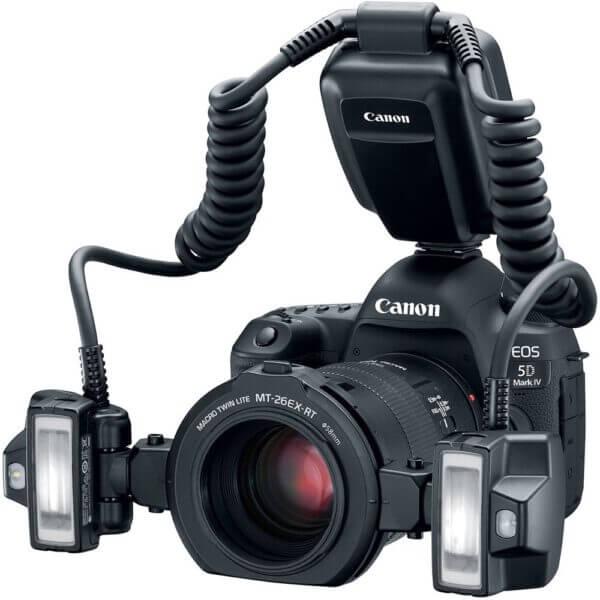 Canon MT 26EX RT Macro Twin Lite 3