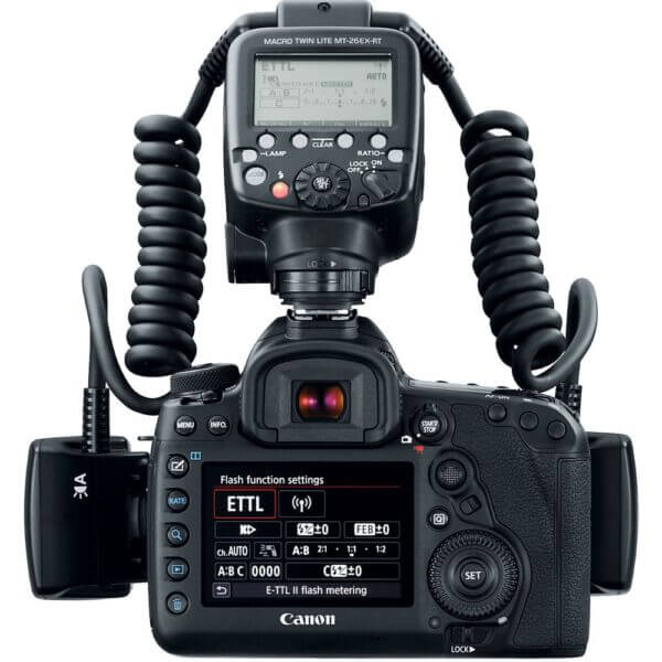 Canon MT 26EX RT Macro Twin Lite 4