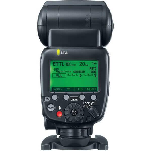Canon Speedlite 600EX RT II 5