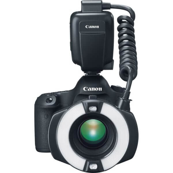 Canon Speedlite Ring Lite Flash MR 14EX Mark II P 4