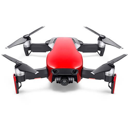 DJI Drone Mavic Air Fly More Combo Flame Red 2