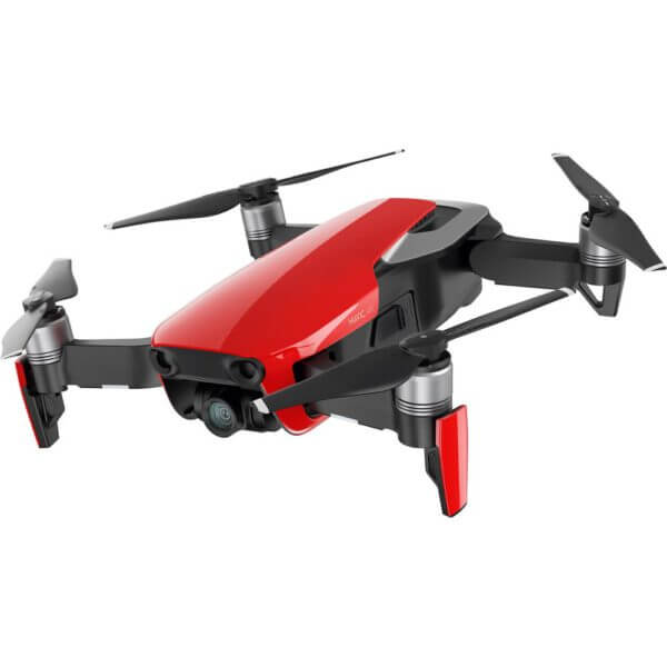 DJI Drone Mavic Air Fly More Combo Flame Red 4