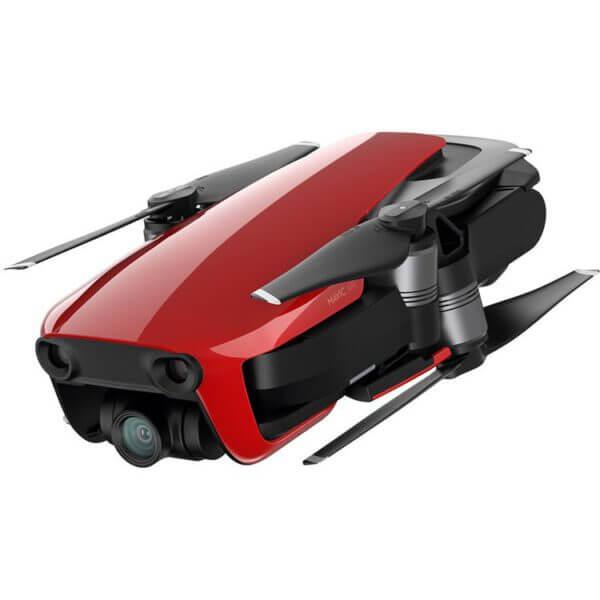DJI Drone Mavic Air Fly More Combo Flame Red 5