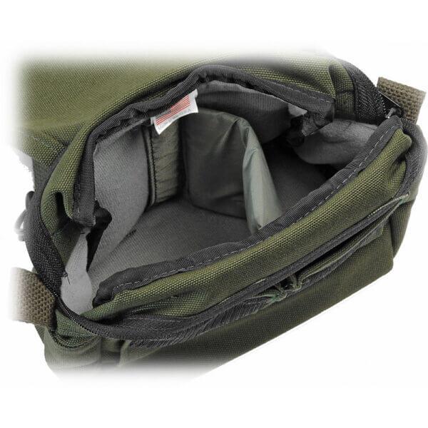 Domke F 5XA Small Shoulder Bag 700 51B Olive P 2 1