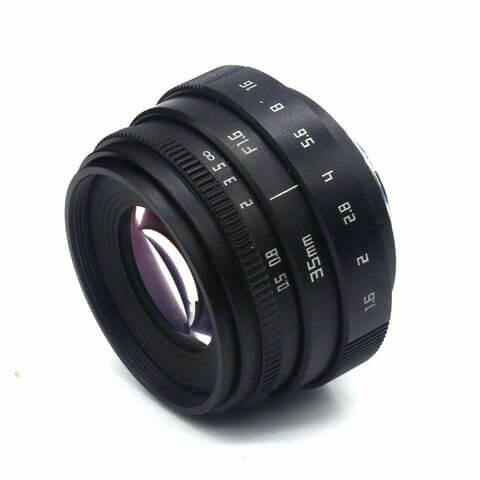 FUJIAN 35mm f1 6 C mount
