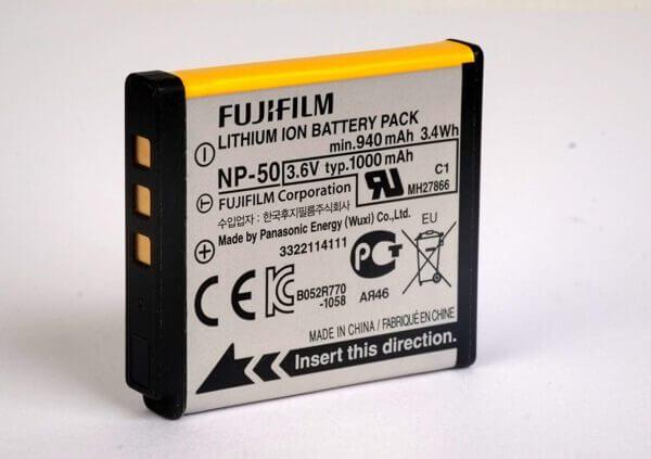 Fujifilm Battery NP 50 No box 1