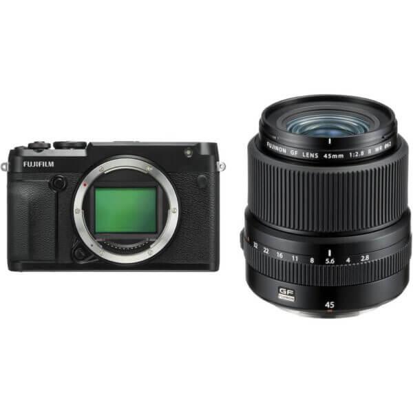 Fujifilm GFX 50R Kit 45mm Medium Format Camera ประกันศูนย์ 1 1