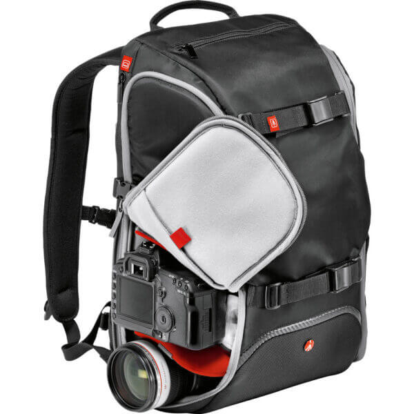 Manfrotto MA BP TRV New Travel Backpack 5