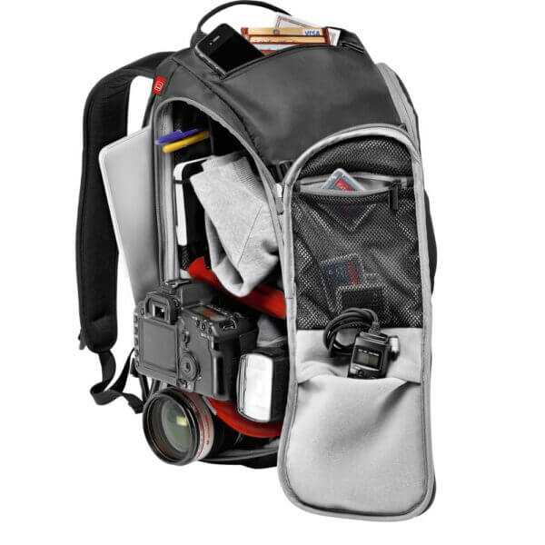Manfrotto MA BP TRV New Travel Backpack 6