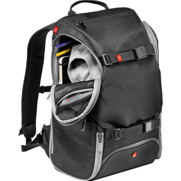 Manfrotto MA BP TRV New Travel Backpack 7