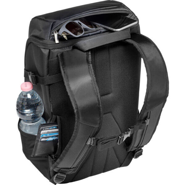 Manfrotto MB MA BP C1 Advanced Camera Backpack Compact 1 for CSC Black 2