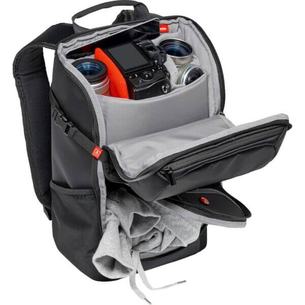 Manfrotto MB MA BP C1 Advanced Camera Backpack Compact 1 for CSC Black 3