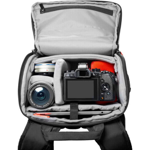 Manfrotto MB MA BP C1 Advanced Camera Backpack Compact 1 for CSC Black 4